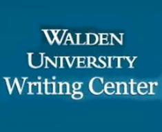 walden university writing center The rhymes and reasons of writing faculty, students academic skills center walden university emily dahlen assoc dir of the academic skills center.